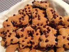 Biscotti integrali al cioccolato...golosi ma a basso contenuto di grassi!