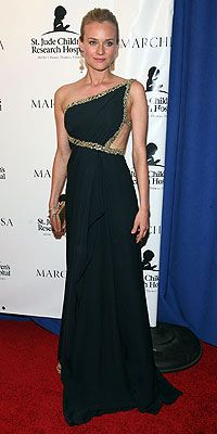 Diane Kruger in Marchesa