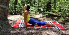 Find out the best stretches and poses to recover from your favorite climbs