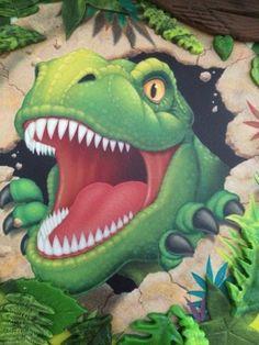 Painting For Kids, Art For Kids, Dinosaur Pictures, Dinosaur Drawing, Hobbies To Try, The Good Dinosaur, Cardboard Art, Dinosaur Birthday Party, Fantasy Illustration