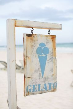 Seriously enjoyed the beach gelato in Tulum. Summer Of Love, Summer Beach, Summer Fun, Summer Colors, Sunny Beach, Hawaii Beach, Blue Beach, Happy Summer, Oahu Hawaii