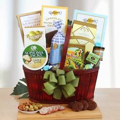 Company Appreciation Gift Basket. See more at www.pro-gift-baskets.com!