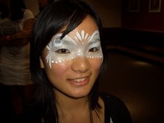 really like this site's designs for face painting, men and women