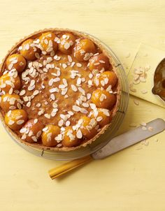Apricot and almonds are a match made in heaven and this frangipane tart makes the most of both of them.
