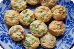 Omelet muffins...