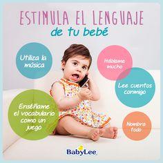 Estimula El Lenguajes De Tu Bebe