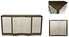 """Miramont Collection 360-134C Buffet 71 1/2"""" x 21 1/4"""" x 35""""    MacQueen Home - Los Angeles"""