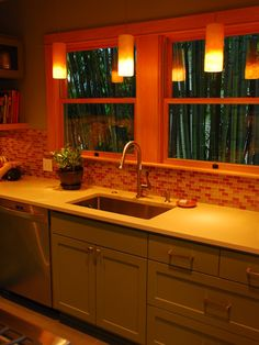 Craftsman Style Kitchen Design, Pictures, Remodel, Decor and Ideas - page 6