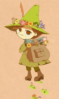 Snufkin by uproar Cartoon Clip, Cartoon Shows, Illustrations, Illustration Art, Les Moomins, Moomin Valley, Tove Jansson, Fauna, Yule