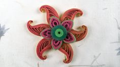 DIY Paper Quilling Tutorial: How To Make Paisley Pattern | Quilled Sunfl...