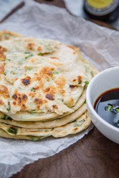 How To Make Scallion Pancakes — Cooking Lessons from The Kitchn