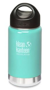 Klean Kanteen Insulated- Keeps your morning tea or coffee hot!
