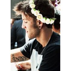 He's my angel #DrewChadwick