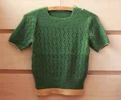Theodora Goes Wild: Free pattern Friday # Vintage Knitting Patterns
