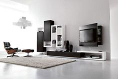 Modern Tv Stand Furniture Image - pictures, photos, images