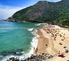 Prainha, Rio de Janeiro, Brazil. - 45 minutos de ipanema, se va solo con el Surf Bus (http://www.surfbus.com.br/)