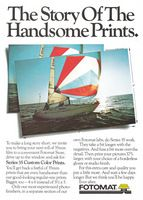 Fotomat Series 35 Custom Color Prints 1979 Ad Picture