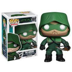 Figurine Pop Green Arrow Oliver Queen The Arrow