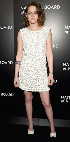 Look of the Day - Kristen Stewart - from InStyle.com