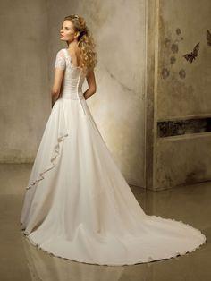 PRONOVIAS Orbita Talla 6 - De noviaa novia #vestidodenovia #vestidodenoviausado #denoviaanovia