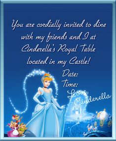 Cinderella's Royal Table photo CRT4.jpg....... We got in!  I can't believe we to in!  And on my birthday!