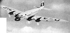 Germany's Heinkel He 116 transport