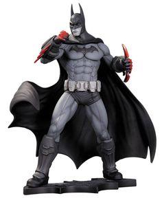 Batman Arkham City Batman Statue - The Movie Store