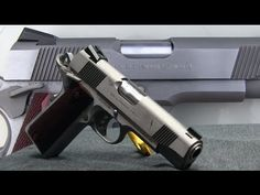 Colt Commander 1911 - YouTube Save those thumbs & bucks w/ free shipping on this magloader I purchased mine http://www.amazon.com/shops/raeind  No more leaving the last round out because it is too hard to get in. And you will load them faster and easier, to maximize your shooting enjoyment.