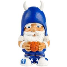 Duke Blue Devils Mad Hatter Gnome - FootballFanatics.com Gnomes f56df0f51000