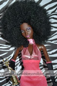 I want her right now! (styled by Nik from Beads, Braids, and Beyond)