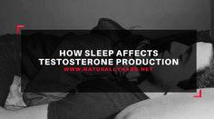 How sleep increases testosterone production - Naturally Hard