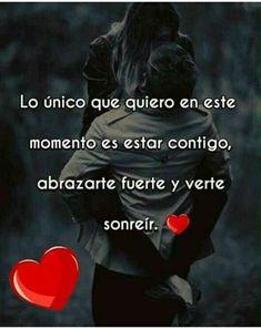 Romantic Spanish Quotes, Romantic Quotes, I Love You Quotes, Love Yourself Quotes, Love In Spanish, Ex Amor, Frases Love, Amor Quotes, Crush Love