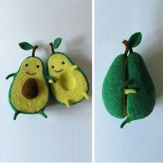 Avocado Hug  By Anna Dovgan _ @arts.gallery by arts__gallery