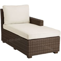 <span class='hide-on-sets'>If you're ready for outdoor furniture that's versatile and durable enough to be enjoyed for many seasons to come, you're ready for our Echo Beach Chaise. Handcrafted of synthetic rattan over a weatherproof support and rust-resistant wrought iron frame, this modern design works beautifully with many outdoor styles. Like yours, for instance. Or the rest of our Echo Beach Collection.</span>