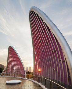 В Китае расцвело шикарное здание-лотос | thePO.ST