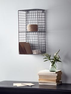 Wire Wall Rack - Large