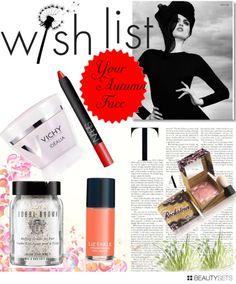 Autumn Beauty Wish List