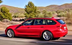 BMW 3 Series Sports Wagon 2014