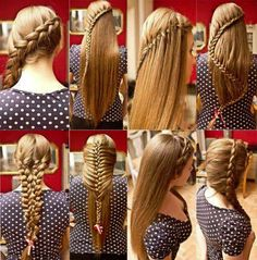 cute hair braid tut - Hairstyles and Beauty Tips