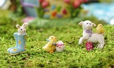 Mini World Easter Bunny Trail - Easter Buddy  pRICE $3.99