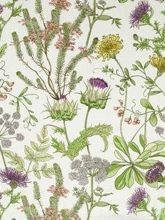 Robert Allen fabric Wild Oasis in Spring Grass green
