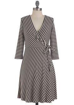 Surplice and Demand Dress | Mod Retro Vintage Dresses | ModCloth.com
