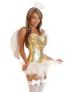 Gold Glitter Angel Price: $90.95
