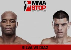 The big super fight between #AndersonSilva and #NickDiaz was just announced for #SuperBowl weekend. Who's going to win?! #UFC #MMA - uploaded by #MMAStop