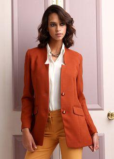 Özel Bir Kadın by Zanzi - Zanzi by SLN Ceket Markafoni'de 179,00 TL yerine 39,99 TL! Satın almak için: http://www.markafoni.com/product/3534484/