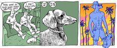 DUBBLEBABY: Dog
