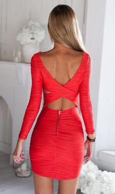 Mura Online Fashion Boutique | Nostalgic Love Dress