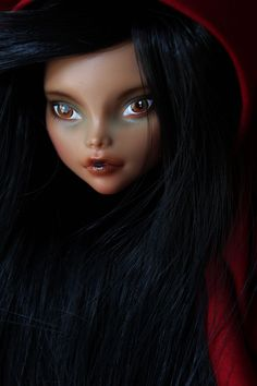 monster high ooak repaint by Hecho