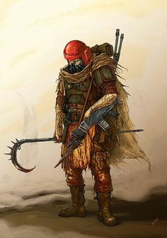Blood Pact legionnaire
