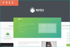 30 Best Free HTML and CSS Themes